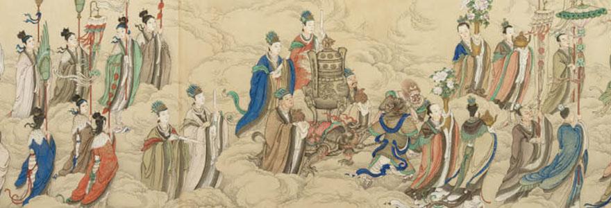 estimer des œuvres d art chinoises en ligne